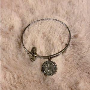 Alex and Ani St. Anthony Bangle Bracelet